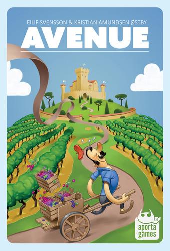 avenue game