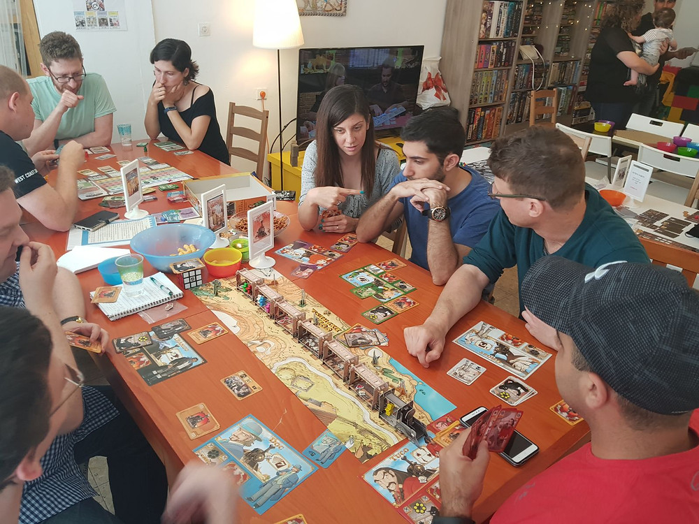 tabletop day - play with lilach