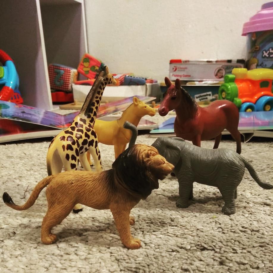 משחקי חיות לפעוטות, פוסט השראה