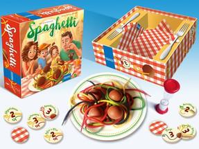 צפו בנו משחקים באסן במשחק ספגטי עם ממציא המשחק