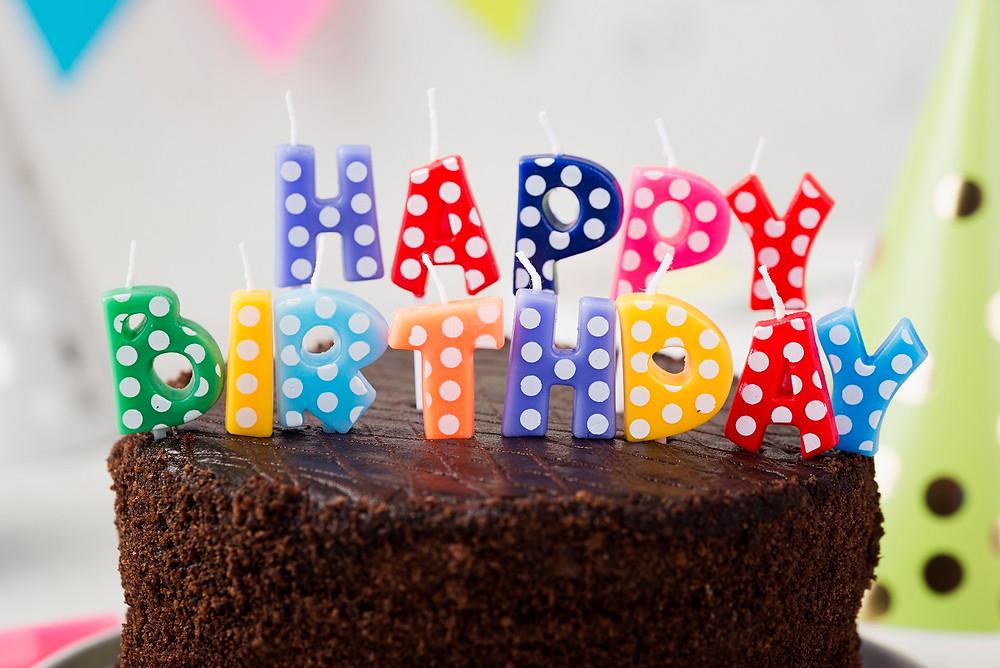 מתכון לעוגת שוקולית קלה ליום הולדת בבידוד play with lilach
