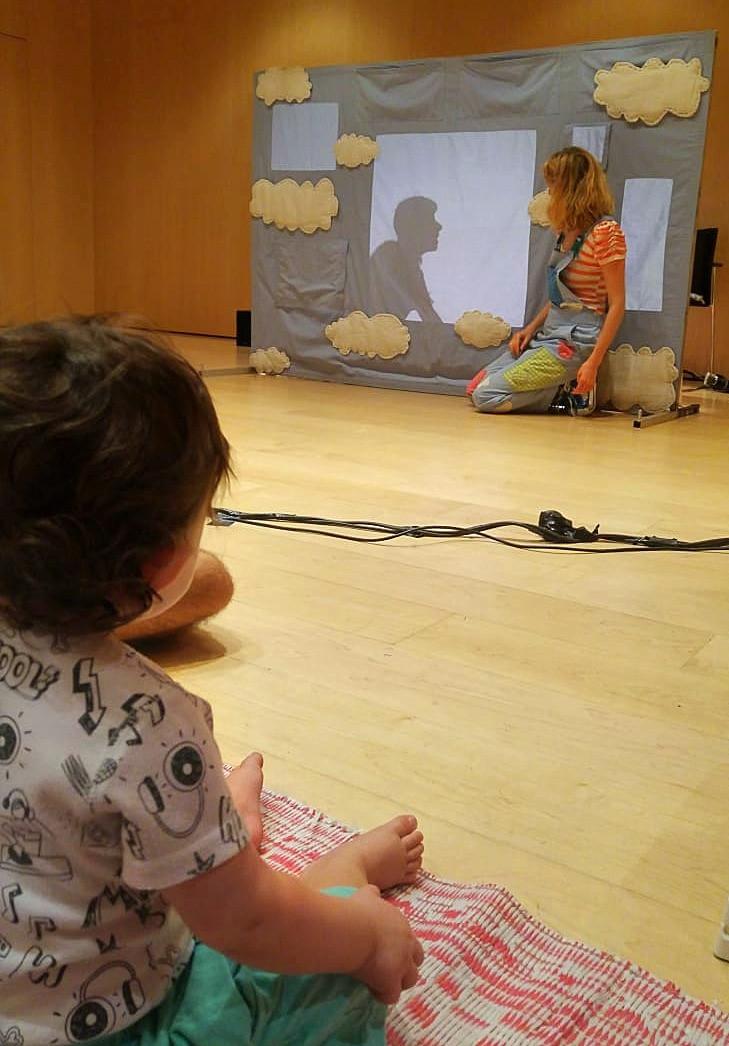 תיאטרון פצפון הצגה לפעוטות אורנה פורת play with lilach