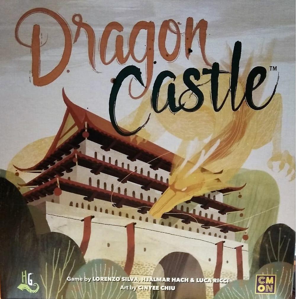 dragon castle דרקון קסטל משחק לוח board game