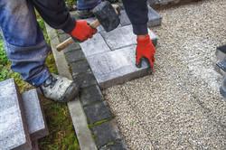 Landscape Architecture - Stone paving