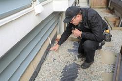 Home Inspection Concrete