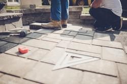 Landscape Architecture - Stone tiles