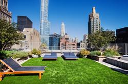 Landscape Architecture - Rooftop urban g