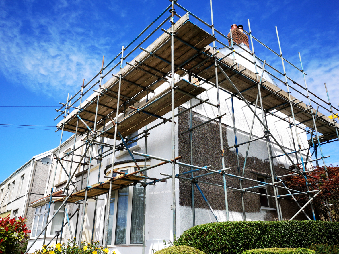 Home and Office Renovation Scaffolding