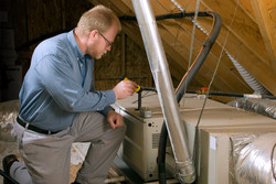 Home Inspection Ducts