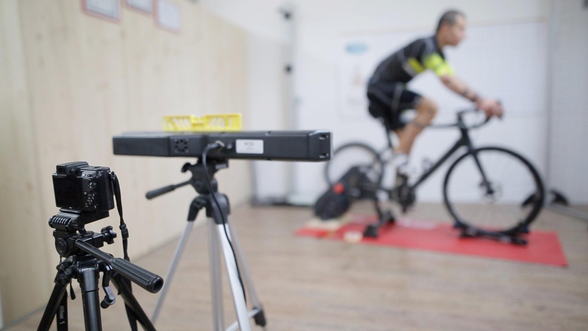 Bike Fitting en dynamique