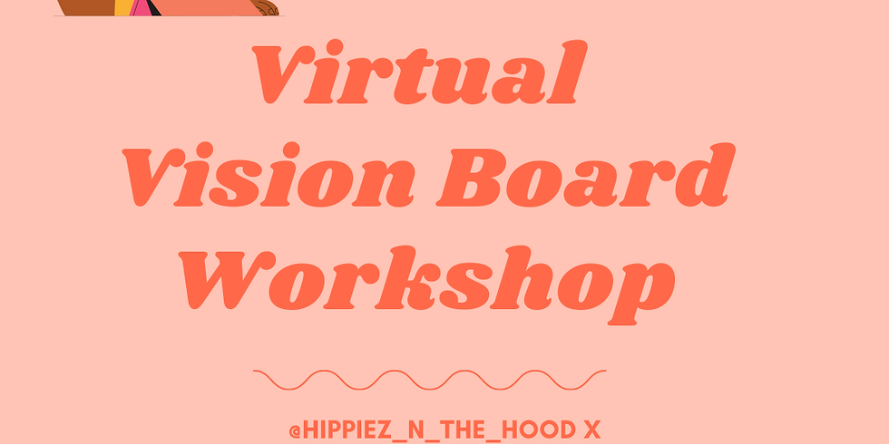 Virtual Vision Board Workshop