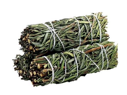 Anointed Rosemary smudge