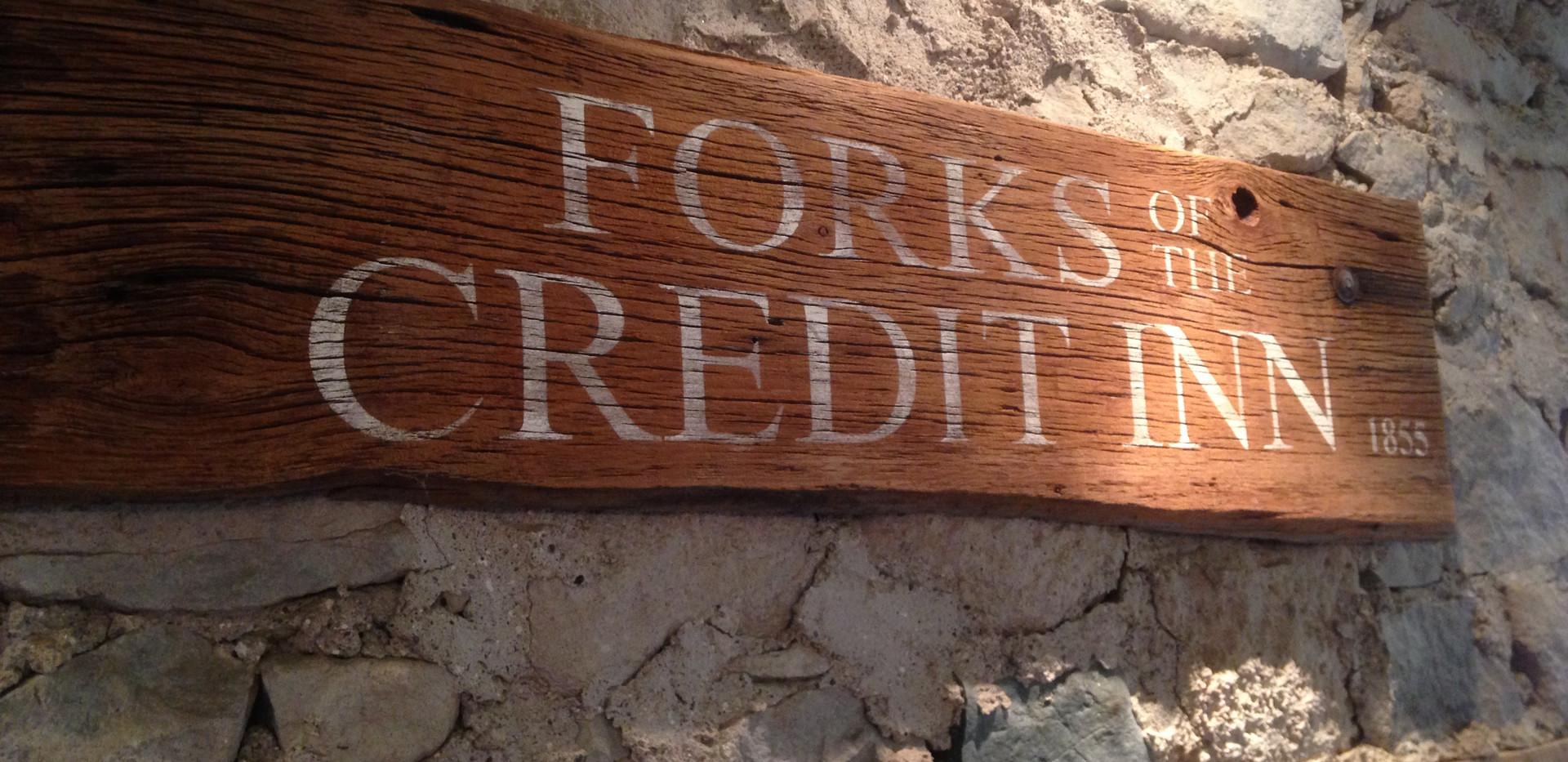 Forks of the Credit Inn