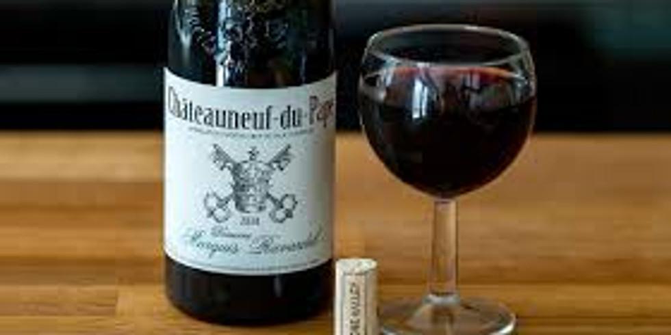 Rustic Gems of the Rhône Wine Dinner