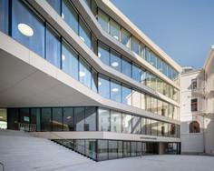Justizgebäude Salzburg / Sbg