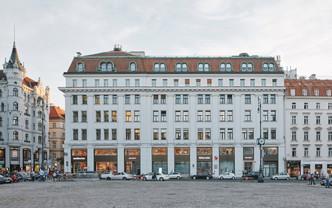 High Street Retail & Office im Herzen Wiens / Wien