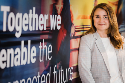 Mirela Lineric, Vice President Support & Managed Services bei NTT Ltd. in Österreich