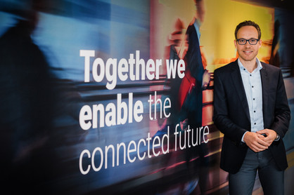 Roman Oberauer, Vice President GTM & Technical Services