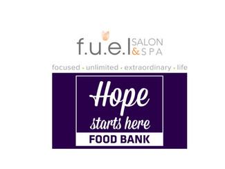 Hope Starts Here Food Bank