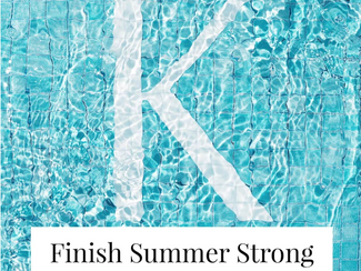 ☀️Kérastase's Tips to Finish the Summer Strong
