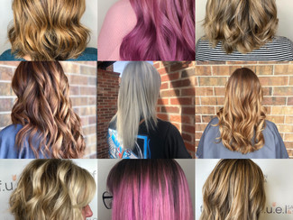 Transitioning from Winter to Spring Hair