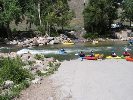 Colorado taking freshwater surfers for a wild ride