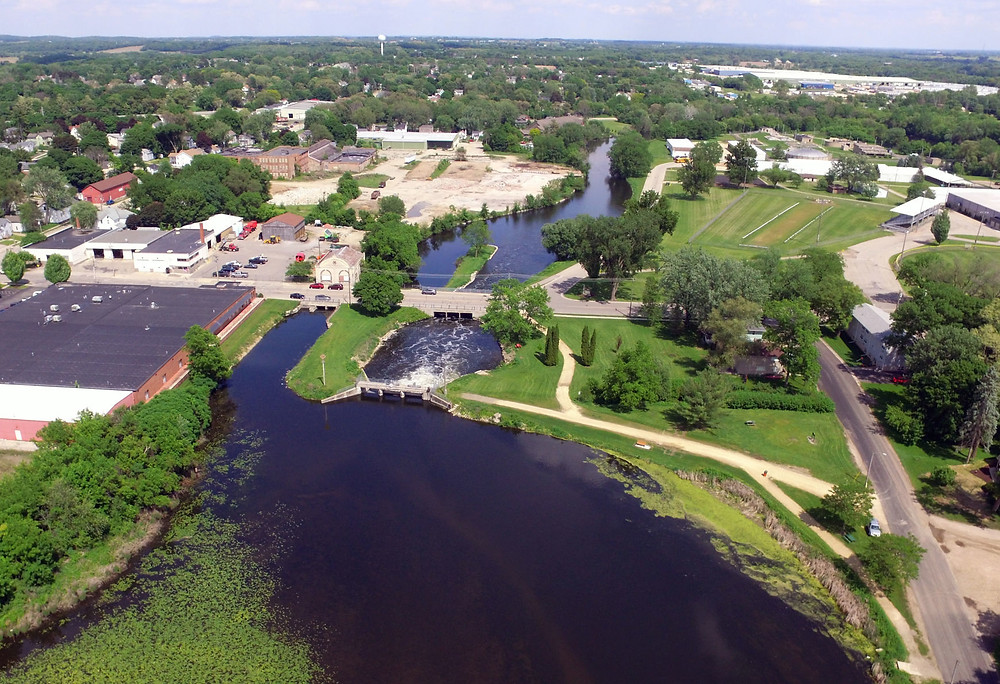 Stoughton is pursuing a redesign of the Yahara River that would include a whitewater park for paddlers. The use of the park could generate millions in spending for area businesses, according to a recently completed case study on the project.