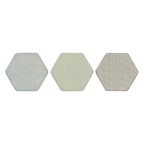 Hexagonal Trivet