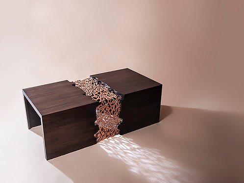 Table With Copper