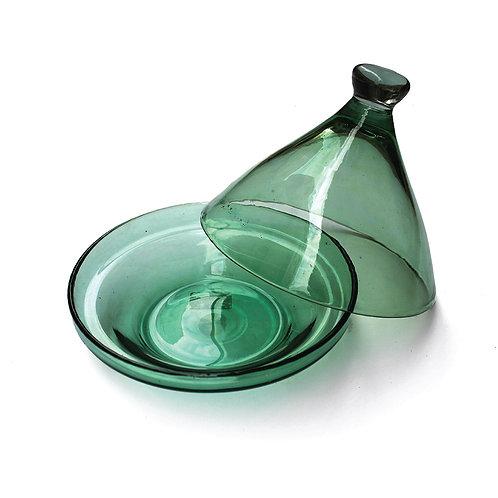 Tajine Serving Plate Green