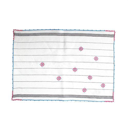 Embroidery Tea Towel