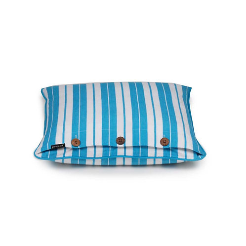 Blue Stripes Cushion