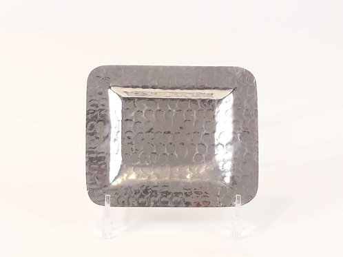 Hammered Soap Plate