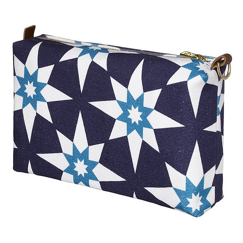 Canvas Toiletry Bag - Large