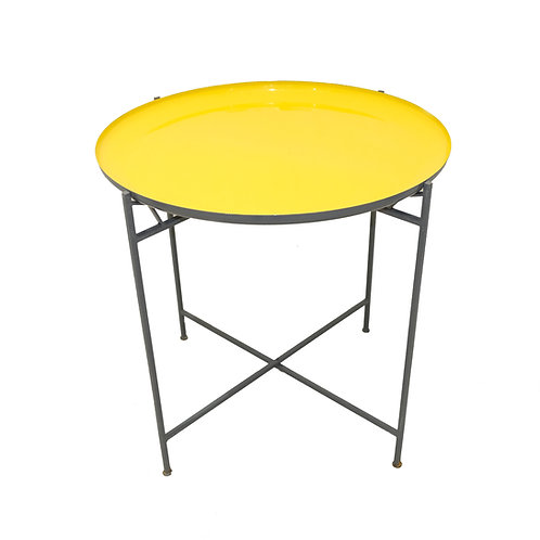 Plated Folding Table