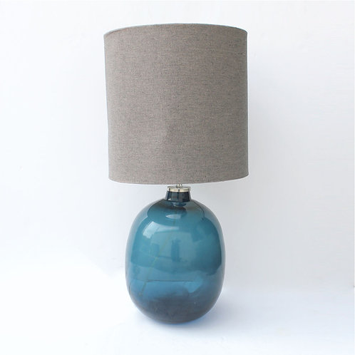 Table Lamp Blue