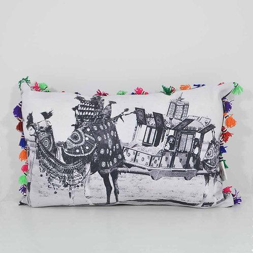 Bedouin Wedding Cushion