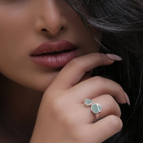 Qiblatain rings
