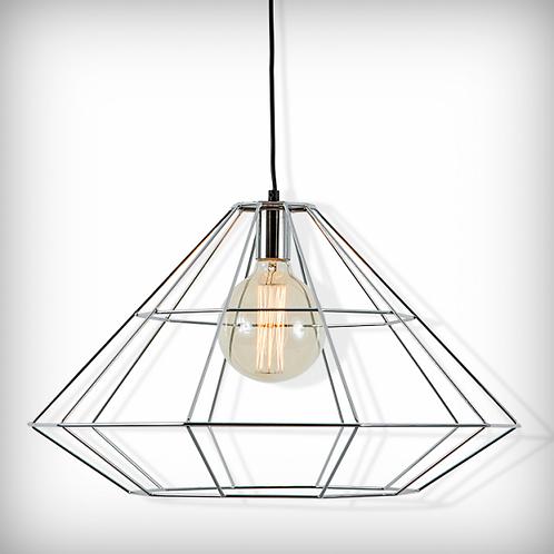 Silver Pendant Light