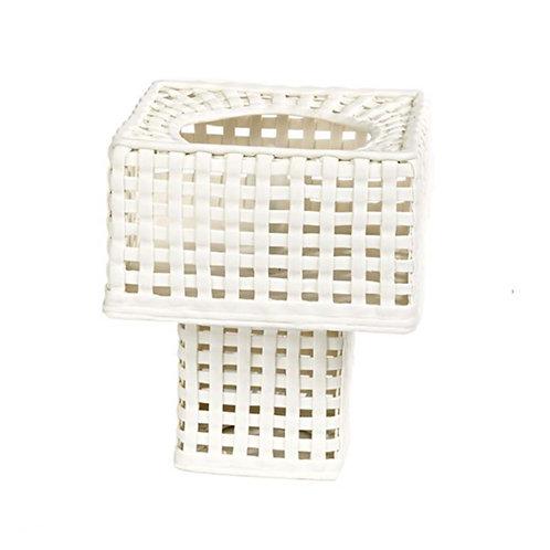 Ceramic Cube Table Lamp