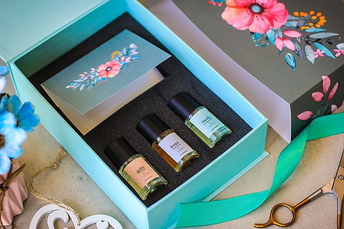 Perfumes With Gift Box