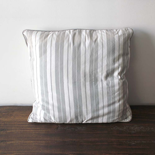 Grey Stripes Cushion