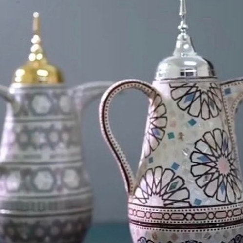 Arabic Coffee Pot / Dallah