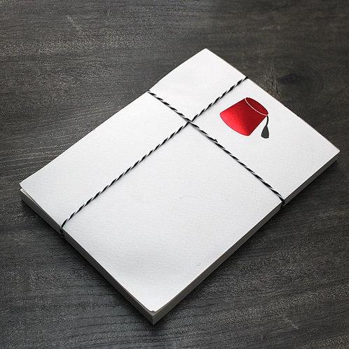 Tarboosh Notebook