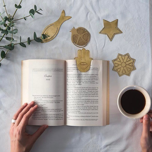 Bookmark Brass