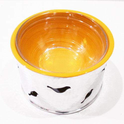 Heater Bird Color Pot