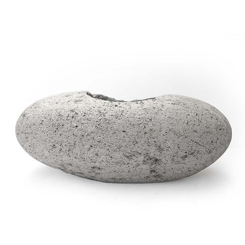 Oval Stone Planter - Small