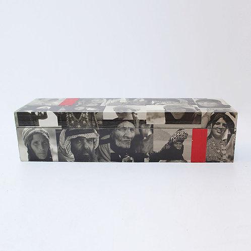 Decoupage Jewlery Box - Large.