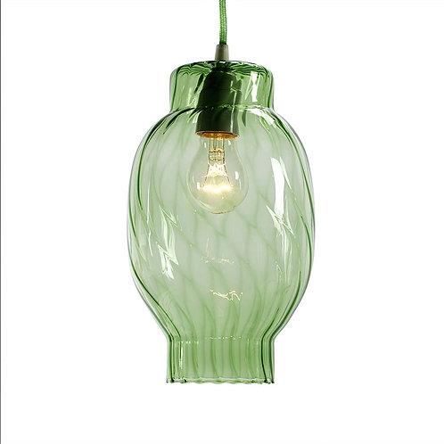 Green Ceiling Light