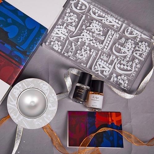 Mabkhra With Gift Box